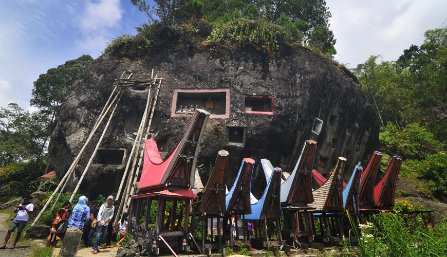 Open Trip Tana Toraja 3 Hari 2 Malam Samtra Tour And Event